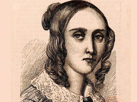Louise Farrenc: French composer.