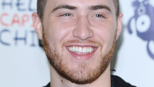 Mike Posner could return to the UK charts with a number one after a five-year absence