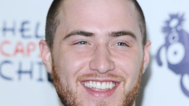 Mike Posner who has topped the UK Singles Chart with I Took A Pill In Ibiza after one of the closest races in nearly a decade.
