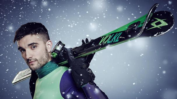 Tom Parker recently appeared in The Jump