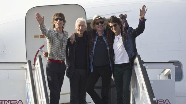 The Rolling Stones are to play a free concert in Havana