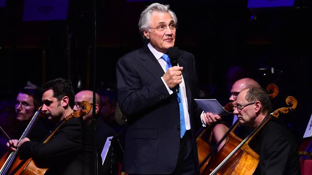 Classic FM presenter John Suchet said Beethoven's music is