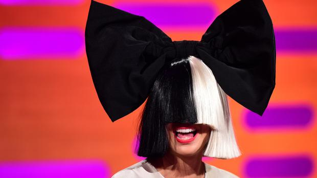 Sia's latest release has so far jumped to number two in the singles chart (BBC/PA)