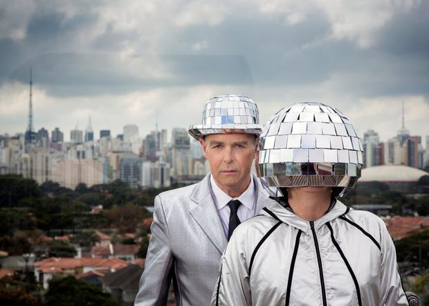 Still crazy after all these years: New album and tour for Neil Tennant and Chris Lowe.