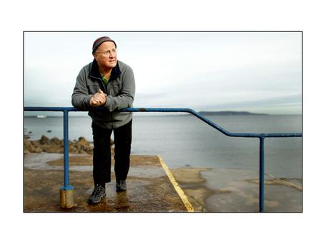 Contemplating Christy: The singer revisits some of the places and people that informed his body of work in the upcoming RTÉ documentary Christy Moore: Journey. Photo: Gerry Mooney
