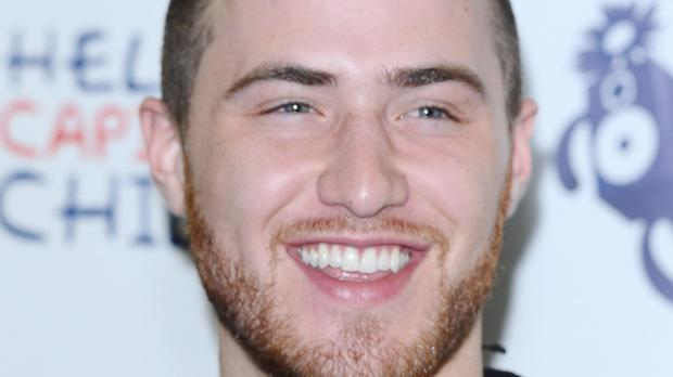 Mike Posner remains top of the UK Singles Chart with I Took A Pill In Ibiza
