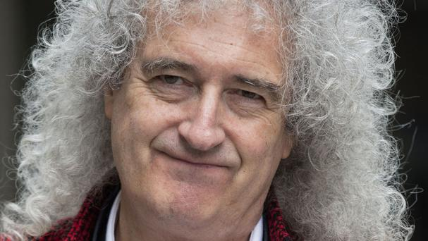 Brian May declared he is not a fan of David Cameron