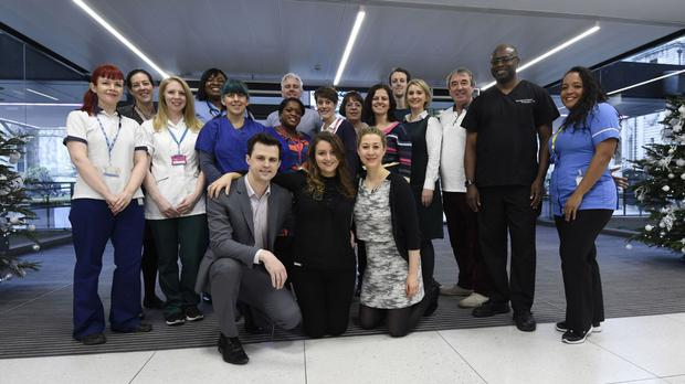 The Lewisham and Greenwich NHS Choir has signed a deal with Decca Records