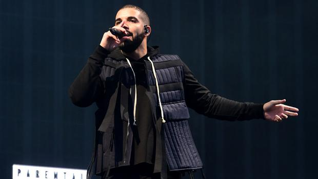 Drake topped the charts
