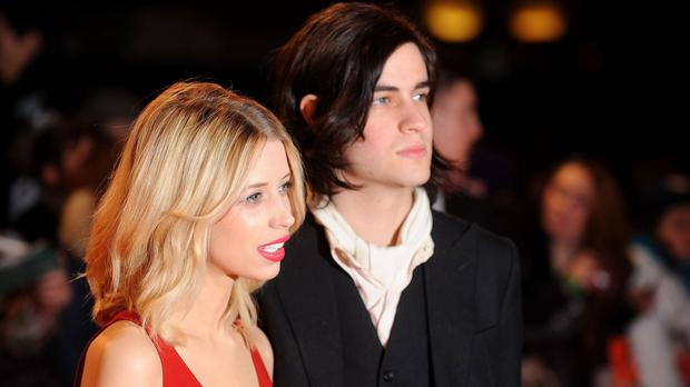 Thomas Cohen says writing songs is helping him come to terms with the death of his wife Peaches Geldof