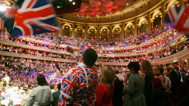 Tickets for the Proms were snapped up quickly