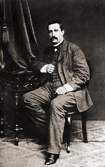 Magic formula: Chemist and composer Aleksandr Borodin.