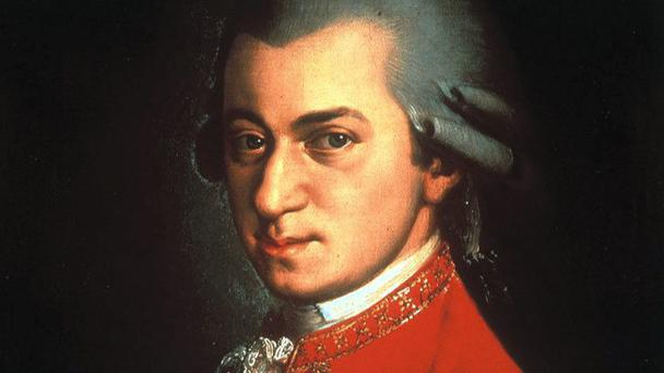 Lesser known: Mozart's serenade No 9 is a small-scale symphony really.