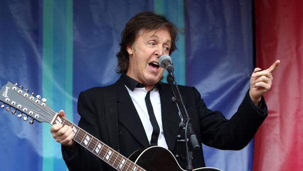 The first two episodes have already been released and see Sir Paul reminiscing about the stories behind the songs