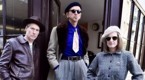 Irish Blood, English Heart: Kevin Rowland (centre) of Dexys Midnight Runners.