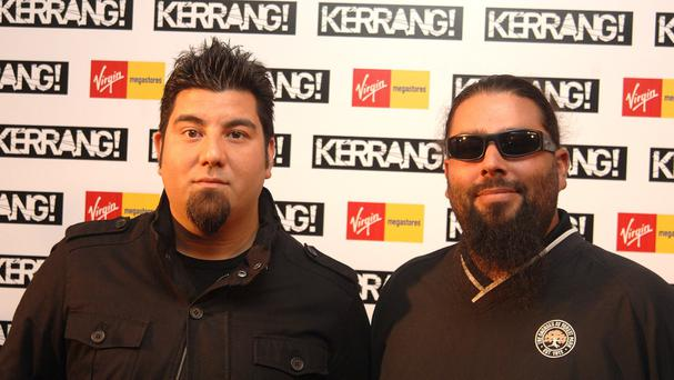 The Deftones won a lifetime achievement award