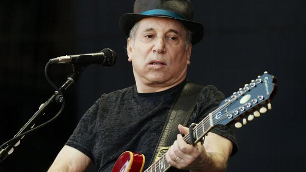 Paul Simon is best known for his work with Art Garfunkel