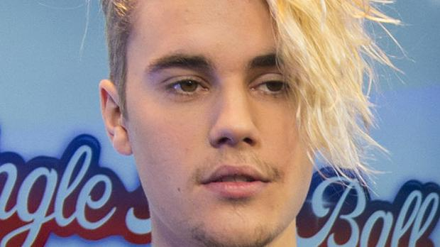 Justin Bieber is the first act to reach 100 million streams in the Official Charts in the UK with Sorry