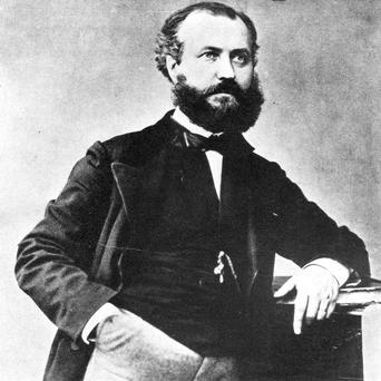 Devil in the detail: Charles Gounod wrote a dozen operas including Faust.