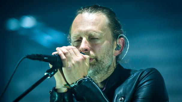 The Radiohead frontman shared the link on his Twitter account