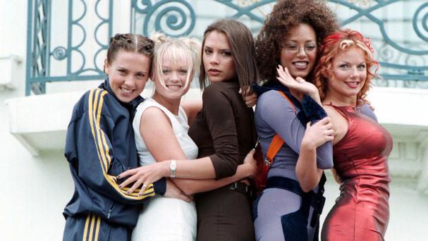 Spice Girls are back.as GEM
