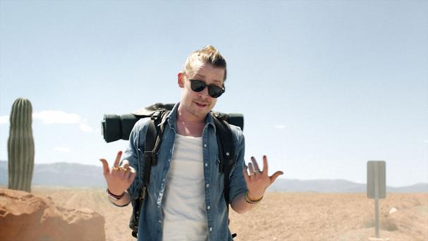 Macaulay Culkin's latest project sees him starring in the new Compare The Market adverts