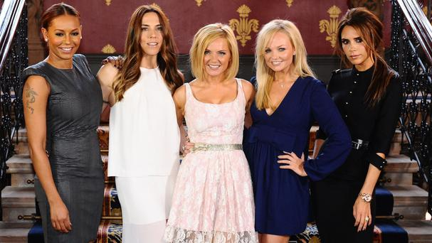 Are the Spice Girls getting their own TV show?!