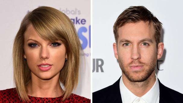 Calvin Harris split with Taylor Swift in May