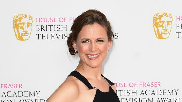 Katie Derham is now in her seventh year as main host of the Proms