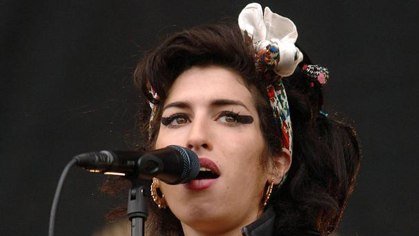 Amy Winehouse died of alcohol poisoning aged 27 at her home in Camden in north London on July 23 2011 Photo: PA