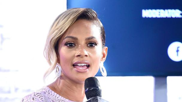 Alesha Dixon said she was not a fan of celebrities who flaunt new relationships after a break-up