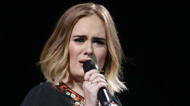 Adele has received eight nominations