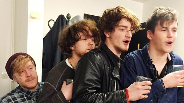 The debut album by British rock band Viola Beach has been posthumously released (Twitter)