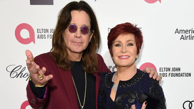 Ozzy and Sharon Osbourne are back together after splitting up for a spell