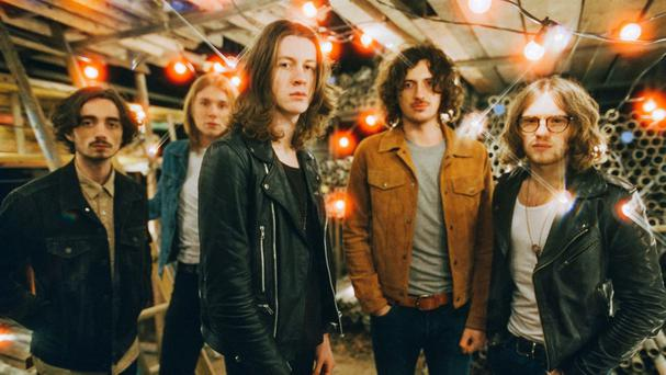 Blossoms may see their debut album top the UK Albums Chart on Friday (Murray Chalmers/PA)