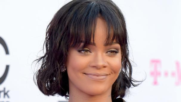 Rihanna released her first album in 2005 (Richard Shotwell/Invision/AP)