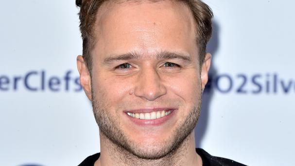 Olly Murs said he was restricted in what he could say presenting The X Factor as it was a family show