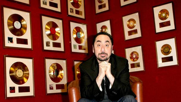 David Gest is thought to have died of a stroke