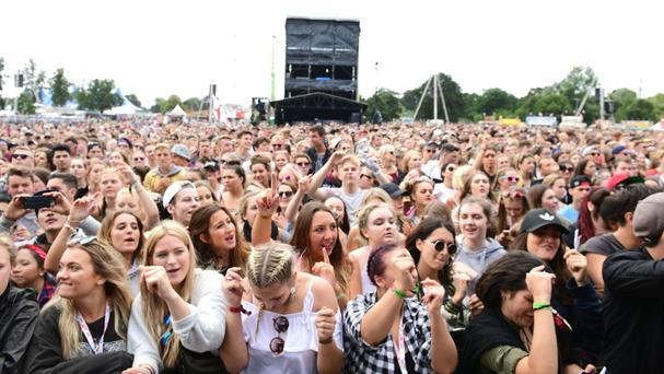 More than 1,200 people needed medical treatment at this year's V Festival