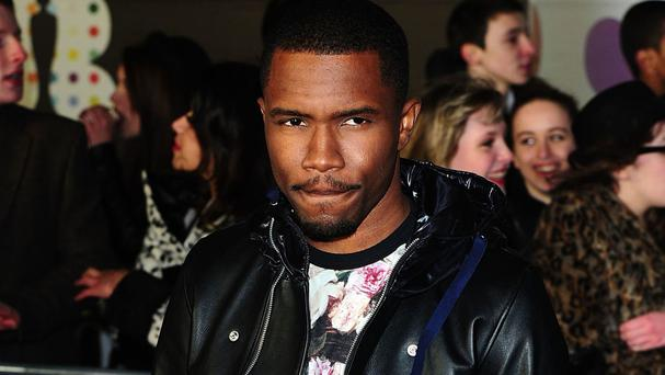 Frank Ocean's album is more than 4,000 combined sales ahead of its nearest rival, Dolly Parton's Pure And Simple