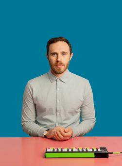 Stripped back: James Vincent McMorrow says his third album is more true to himself