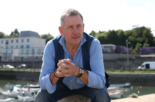 Luka Bloom is touring Ireland during September and October. Photo: Damien Eagers