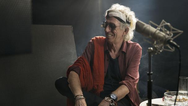 Keith Richards will pick the programmes on BBC Four