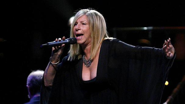 Barbra Streisand makes USA chart history with Encore album