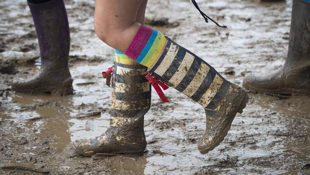 Electric Picnic is set to be hit with the rain