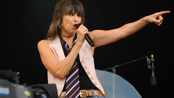 Chrissie Hynde and The Pretenders recorded the new album in Nashville.