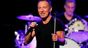 Badlands: Bruce Springsteen, 66, speaks about his depression in the October issue of 'Vanity Fair'