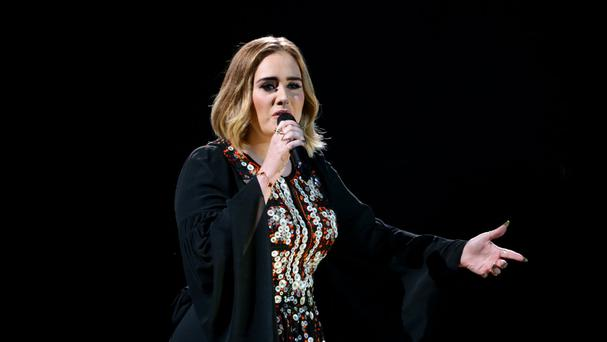 Adele's international success adds to British business.