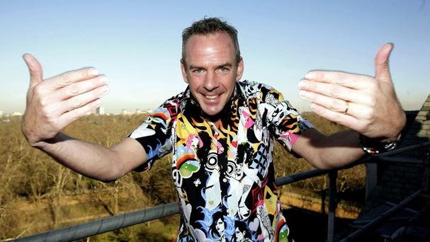 Fatboy Slim will launch Oxfam's annual music festival