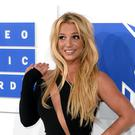 Britney Spears - pictured at the MTV Video Music Awards in New York earlier this year -